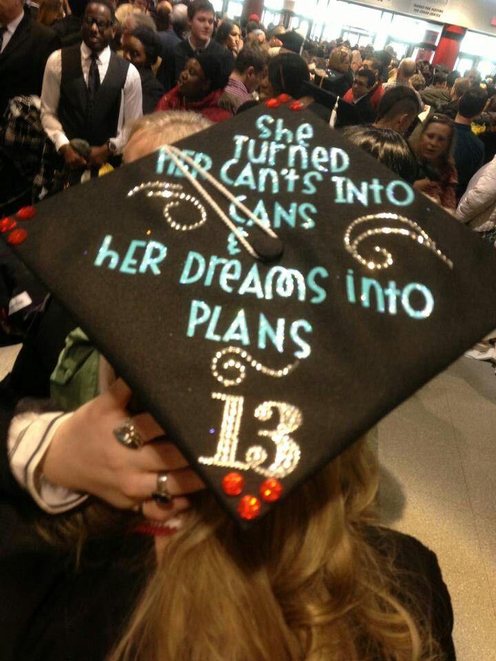 13 Graduation Cap Decorating Ideas No Sleep Till Brooklynn